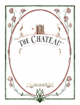 The Chateau Book - Personalised Page