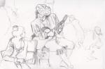 drawing - nat gall 2