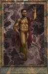 Hercules victorious