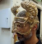 The bull mask