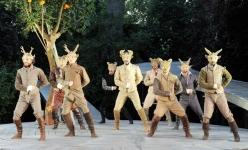 Mask dance #4