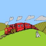 love-train